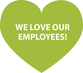 We heart our employees