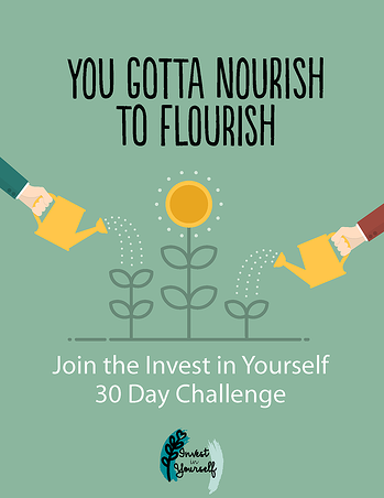 Invest in Yourself Challenge