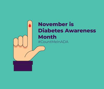 Diabetes-Month