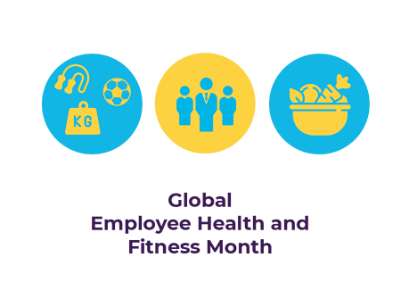 Global Employee Health and Fitness Month