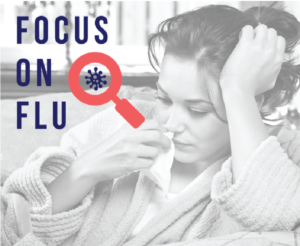 Focus-on-Flu-black-and-white-photo-with-logo-300x246
