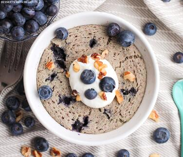 Healthy-Single-Serving-Blueberry-Microwave-Muffin6