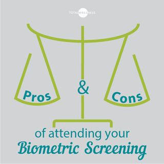 Pros and Cons of a Biometric Screening