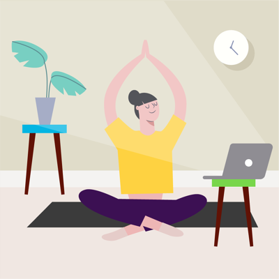 Engaging Remote Workers Wellness