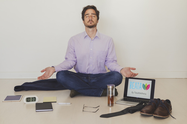mentally health at work blog pic
