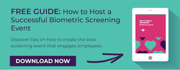 Hosting Biometric Screening Events